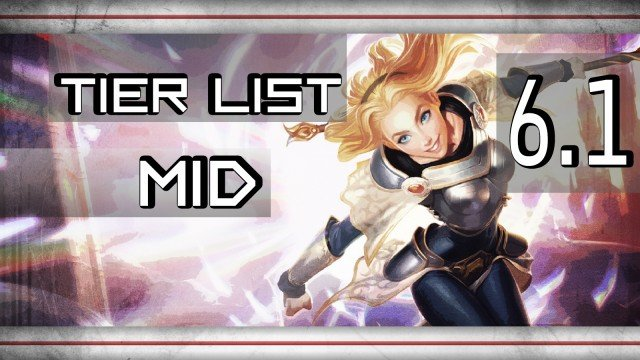 Tier Lista 6.1 MID