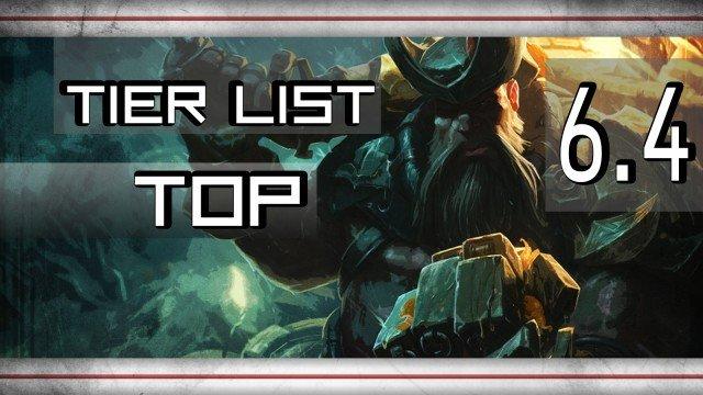 Tier Lista TOP