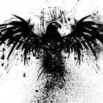 skull_art_fantasy_head_logo_bird_black_hd_wallpaper_1920x1080
