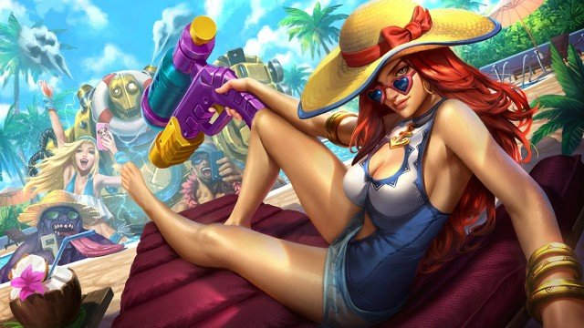 Miss Fortune new