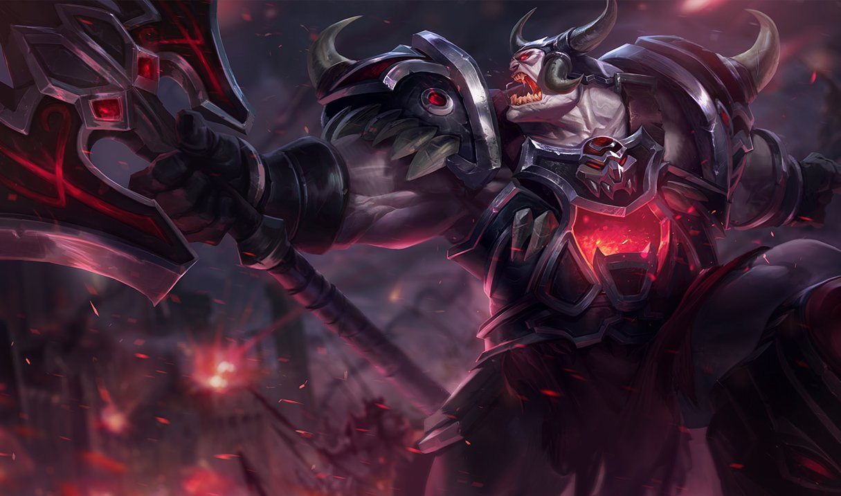 Sion Warlord