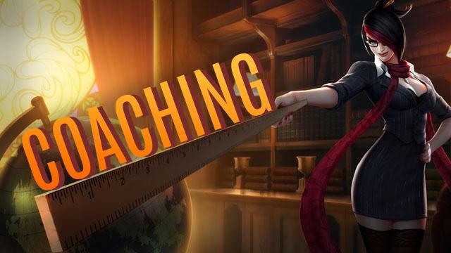 Coaching od kuchni, przygotowania do sezonu! | League of Legends PL